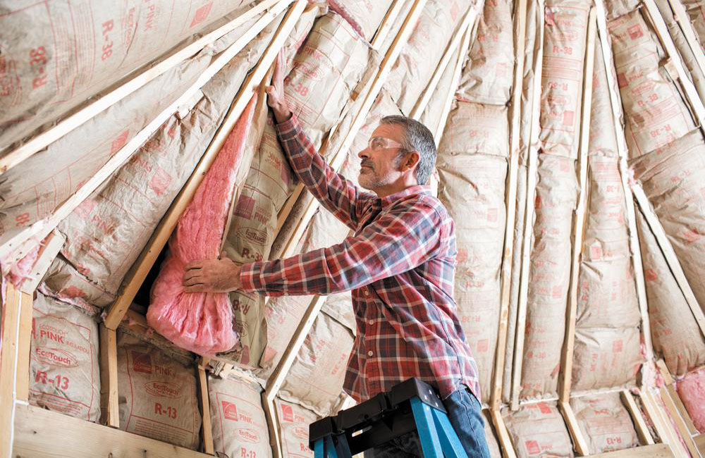 Attic Insulation Can Help You Save Money